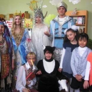 Неделя детской книги в муниципальных библиотеках города Астрахани