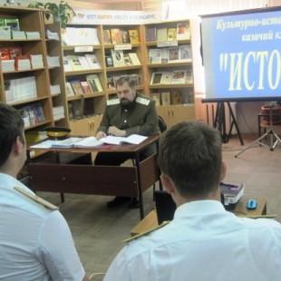 История одной даты: вести от казачьего клуба «Истоки»