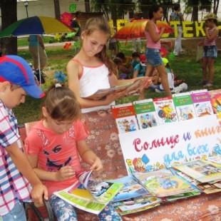 Морской садик: День русского слова для астраханцев