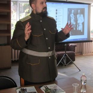 Историко-патриотические уроки к 100-летию Первой мировой войны в Центральной городской библиотеке