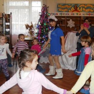 Рождественские мероприятия в библиотеках