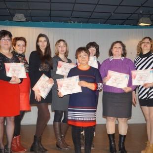 Библиотекари приняли участие в мастер-классе