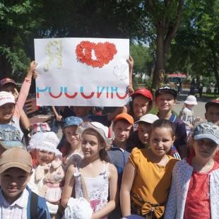 «Книжная полянка» открылась для ребят в Братском саду