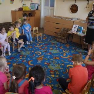Встреча детей со стихами Агнии Барто