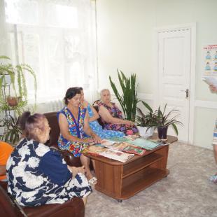 «Библиотерапия» 5 лет работает в больницах города Астрахани