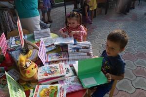 Время читать, дети, книги, чтение, библиотека