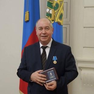 Городские библиотеки поздравляют К.В.Гузенко с высокой наградой