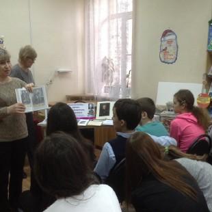 Час информации к юбилею астраханского мецената и коллекционера П.С. Сапожникова