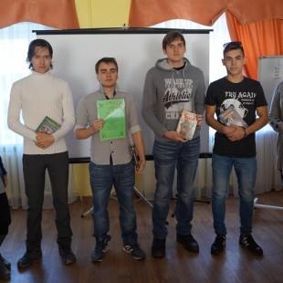 Изучаем природу Астраханского края в библиотеке