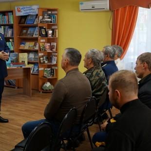В Центральной городской библиотеке состоится круглый стол по теме: «Февральская революция и казачество»