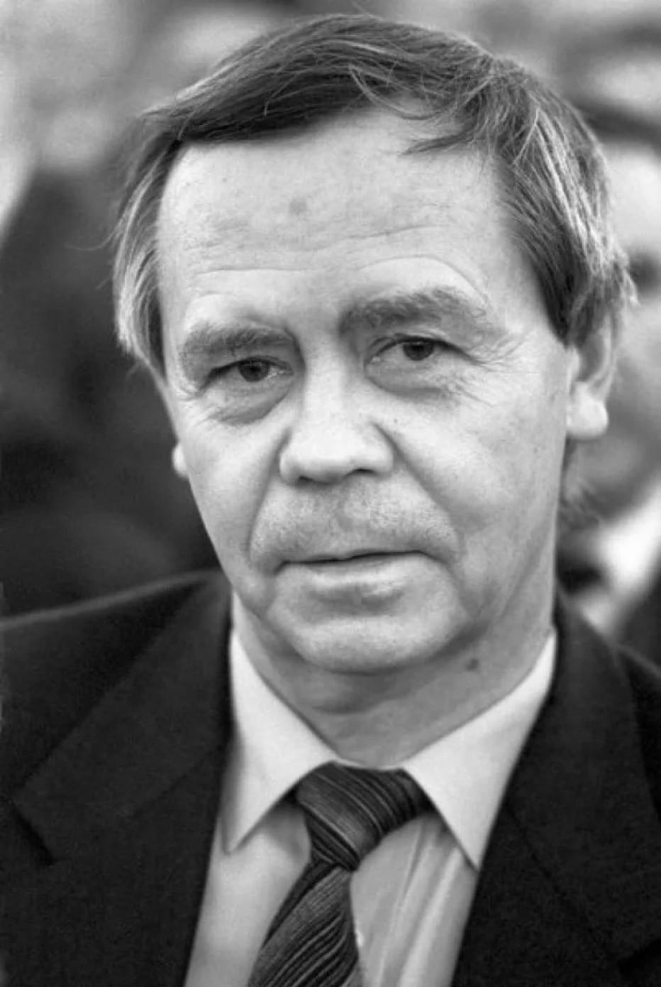К юбилею В. Г. Распутина