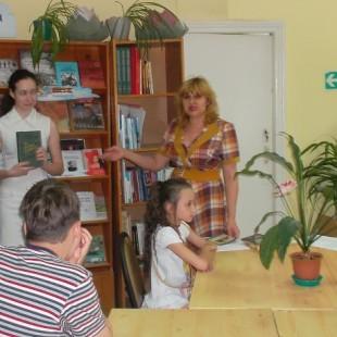 Городские библиотеки к юбилею Юрия Селенского