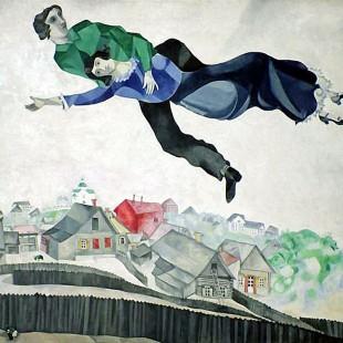 Скромный и великий художник – Марк Шагал