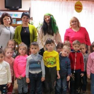 В гостях у сказки вместе с Мариной Шапошниковой
