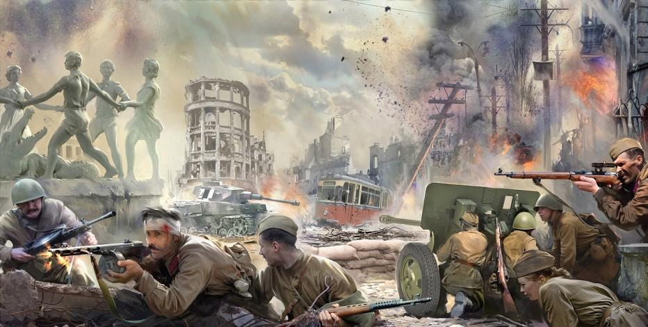 Сталинградской битве посвящается…