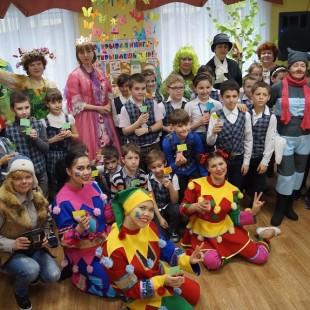 В Центральной городской библиотеке состоится открытие  Недели детской книги