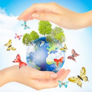 Планета Земля нуждается в нас!
