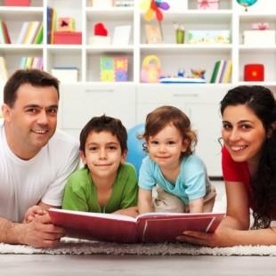Возрождаем хорошие традиции. Читаем всей семьей!