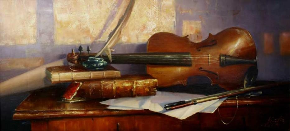 Литературно-музыкальный час «Богат талантами наш край»
