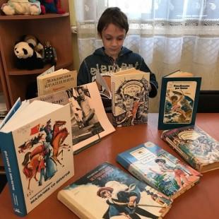 Литературная акция «Книжка вслух: открой дверь в мир творчества Владислава Крапивина»