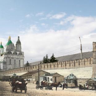 Прекрасная и необычная – Астрахань историческая