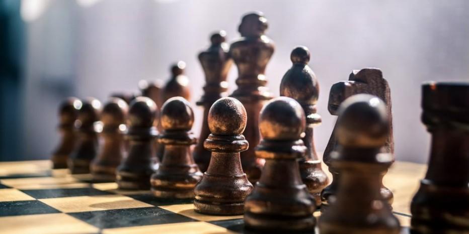 В библиотеке-филиале №19 начал свою работу шахматный кружок!
