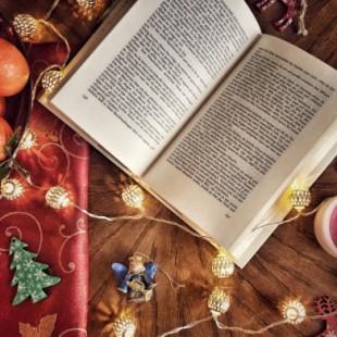 Лайфхак по продлению новогоднего настроения: просто загляните в книгу