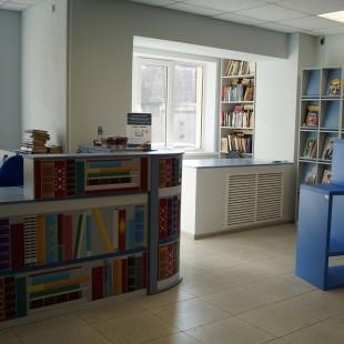 В Центральной городской библиотеке завершился ремонт