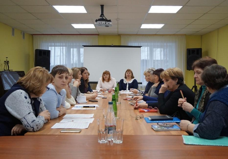 В Центральной городской библиотеке состоялась дискуссионная панель
