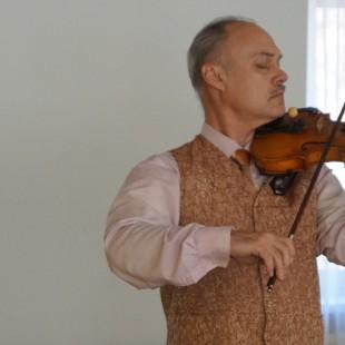 Музыкально-поэтическая гостиная «Таинство романса»