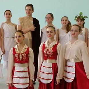 Литературно-музыкальная композиция «Под сенью дружных муз»