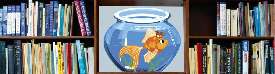 Акция «Библиотечный аквариум»