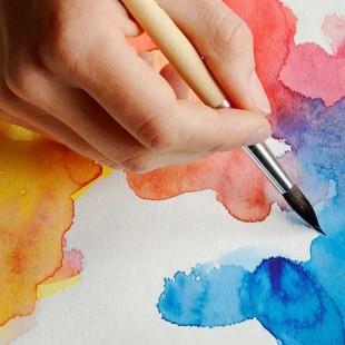 Юные читатели нарисовали свою первую афишу к спектаклю