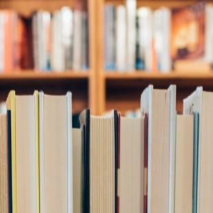 Литературная витрина «Сокровища книжных полок»