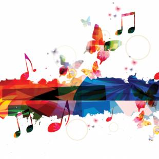 Арт-салон «Музыкальные краски осени»