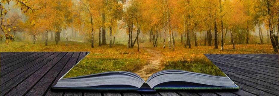Литературное знакомство «Я с книгой открываю мир природы»