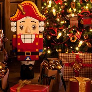 Новогодняя программа «Волшебство под Новый год» (по мотивам сказки «Щелкунчик» Э. А. Гофмана)