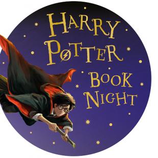 Неделя до Книжной Ночи Гарри Поттера!