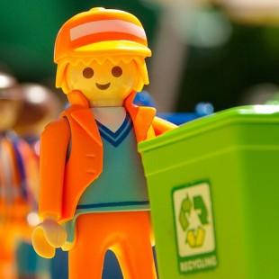 Урок экологической этики «Откуда берётся мусор»