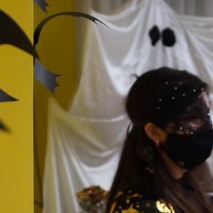 Хэллоуин в Центральной городской библиотеке