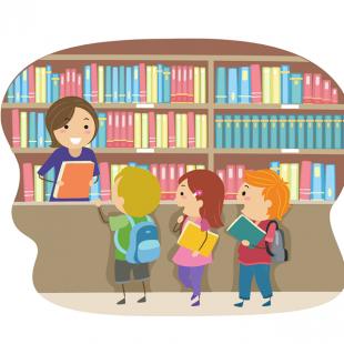 Экскурсия. Знакомство с библиотекой-филиалом №14