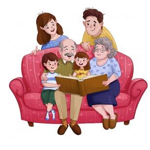 Этногостиная «Семейные ценности и традиции»