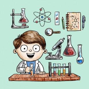 Интеллектуально-познавательная игра «Да здравствует наука!»