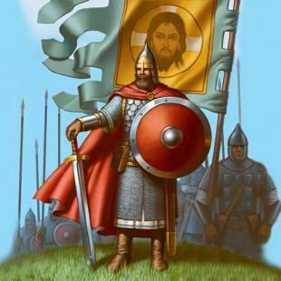 Литературно-историческая беседа «Руси хранитель верный»