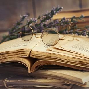 Ретро-урок «Книга на моём столе, книга на столе моих родителей»
