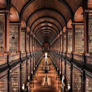 Виртуальная экскурсия по необычным библиотекам мира