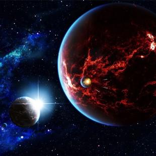 Познавательная программа «Космический мир…»