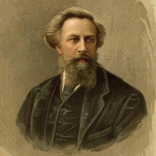 Проносит времени река его творенья сквозь века: А. К. Толстой